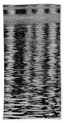 Abstraction Bath Towel