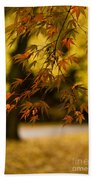 Acers Turning Bath Towel