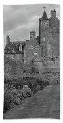 Ackergill Tower 1173 Bw  Bath Towel