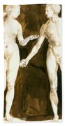 Adam And Eve 1504 Bath Towel