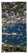 Aerial Edgartown Bath Towel