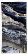 Aerial Photo Hekla Iceland Bath Towel