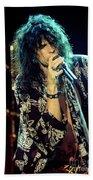 Aerosmith-94-steven-1174 Bath Towel
