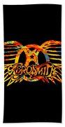 Aerosmith Bath Towel