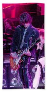 Aerosmith- Joe Perry-00027 Bath Towel