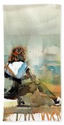 Africa Beyond The Frame Hand Towel