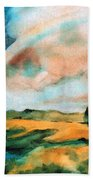 After The Rain Hand Towel
