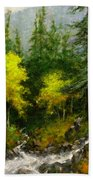 After The Storm September Hand Towel