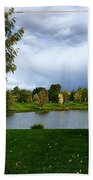 Afternoon In The Park Bath Towel