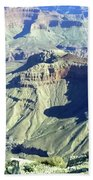 Afternoon View Grand Canyon Bath Towel