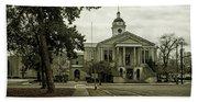 Aiken County Courthouse Bath Towel