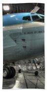 Air Force One - Boeing Vc-137c Sam 26000 Bath Towel