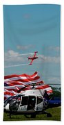 Airshow Opening Bath Towel