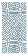 Alahambra Blue Bath Towel