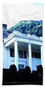 Alaska Governors Mansion Hand Towel