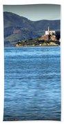 Alcatraz Bath Towel