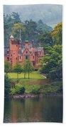 Aldourie Castle  Bath Towel