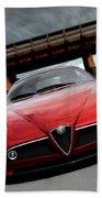 Alfa Romeo 8c Competizione Bath Towel