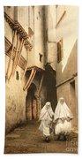 Algeria: Street Scene, C1899 Bath Towel