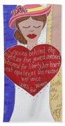 Alice Paul Hand Towel