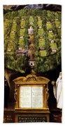 Allegory Of Camaldolese Order 1600 Bath Towel