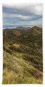 Alluring Landscape Of Arizona Bath Towel
