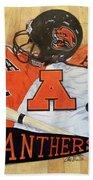 Alma High School Athletics Bath Towel