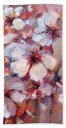 Almonds Blossom  6 Bath Towel