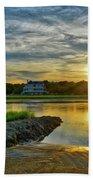 Almost Sunset In Pawleys Island Bath Towel
