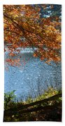 Along The Road Bath Towel