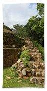 Altun Ha Maya Ruins Bath Towel
