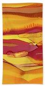 Amber Waves Of Grain Bath Towel