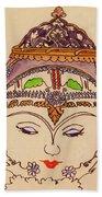 Amerat Goddess Of Flora Bath Towel