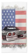 American Dream Machine Bath Towel