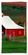 American Farm Bath Towel