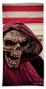 American Horror Story Bath Towel
