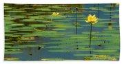 American Lotus Bath Towel