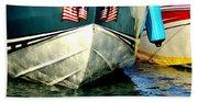 American Sea Spirit Bath Towel