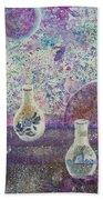 Amphora-through The Looking Glass Bath Towel