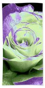An Abstract Beauty Hand Towel