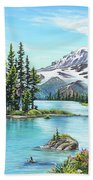 An Afternoon Adventure Hand Towel