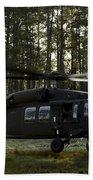 An Hh-60 Pave Hawk Evacuates Injured Bath Towel