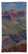 Ancient Formations North Rim Grand Canyon National Park Arizona Bath Towel