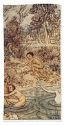 Andersen: Little Mermaid Bath Towel