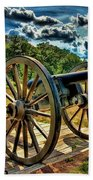 Andersonville Cannon Bath Towel