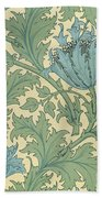 Anemone Design Bath Towel