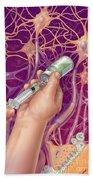 Anesthetic, Illustration Bath Towel