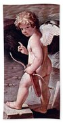 Angel - The Angel Of Love Bath Towel