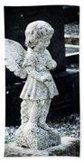 Angel In Roscommon No 3 Hand Towel