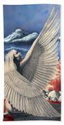 Angel Bath Towel